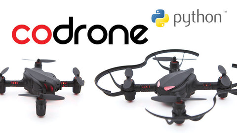 Drone Programming with Python Class
