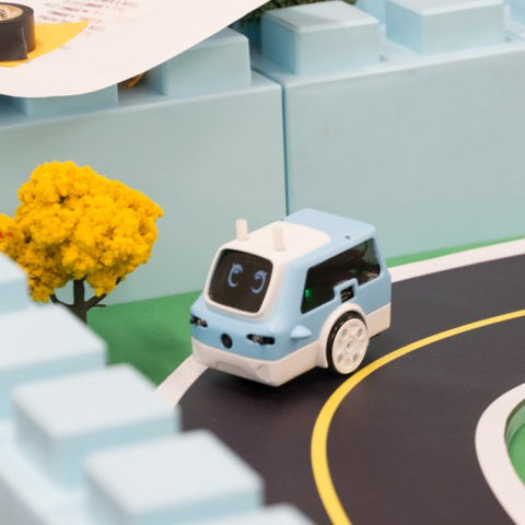 Self Driving Car Summer Camp