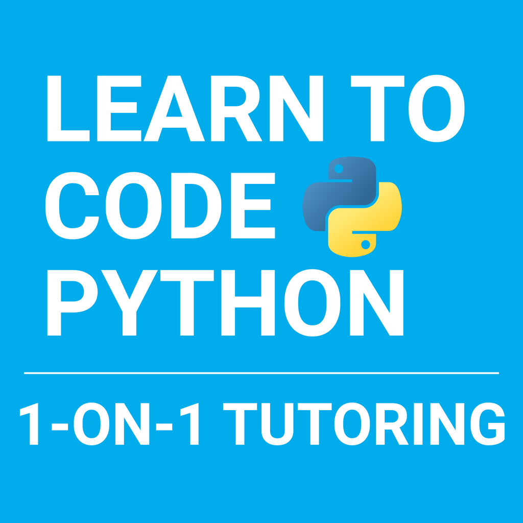 1-on-1 Class: Game Development with Python