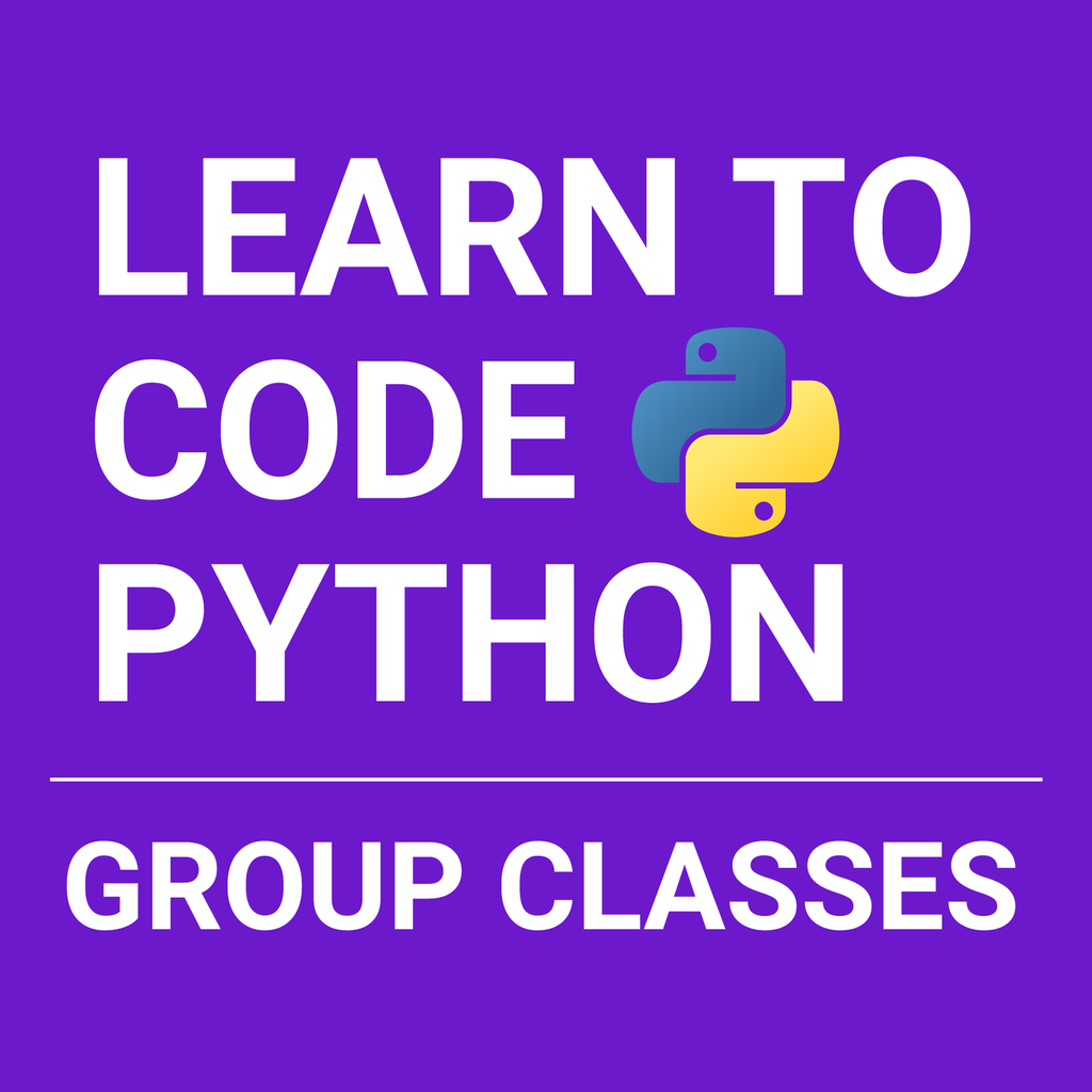Group Class: Game Development with Python