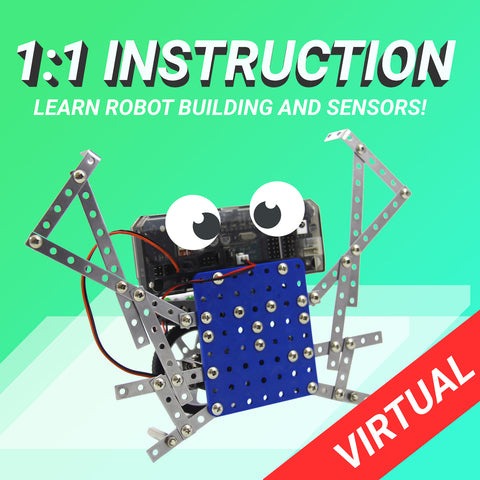 1-on-1 Class: Robotics Fundamentals