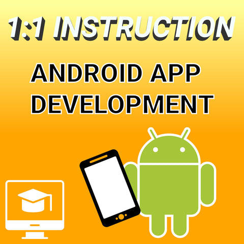 1-on-1 Class: Android App Development