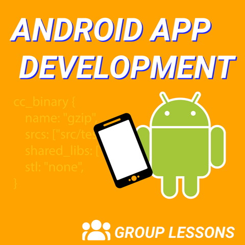 Group Class: Android App Development