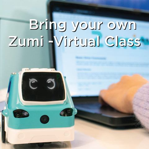 Virtual lessons with Zumi!
