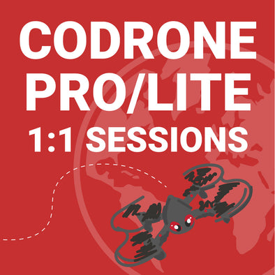 1-on-1 Class: Drone Programming with CoDrone Pro/Lite