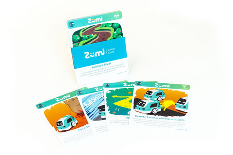 Zumi Activity Cards