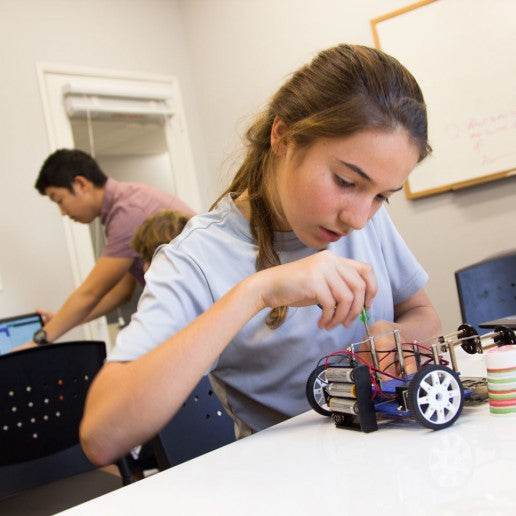 Robotics Fundamental Summer Camp