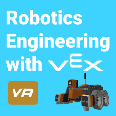 Virtual Robotics with VEXcode VR