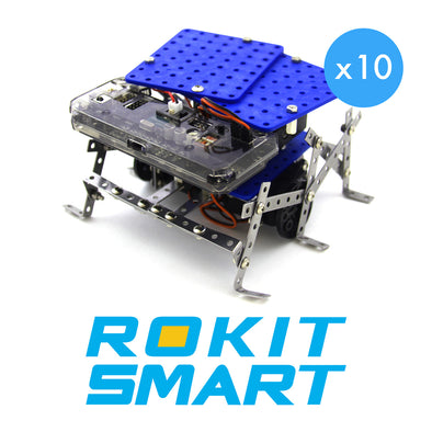Rokit Smart Classroom Set of 10 kits