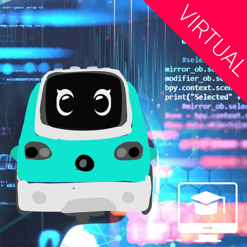 Virtual: AI Summer Camp