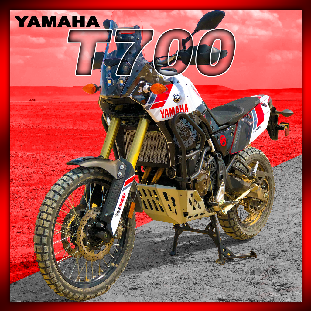 Yamaha T700 Seats - Now Available