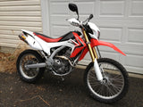 Honda (2012-17) CRF250L/250L Rally *LOW* - Seat Concepts