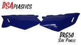 DR650 Plastic Side Panels - Seat Concepts