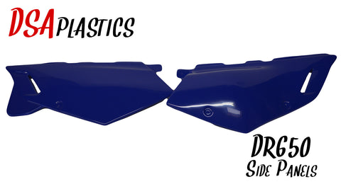 DR650 Side Panels - Seat Concepts