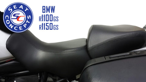 BMW (1994-99) R1100 (1999-04) R1150GS *Standard* - Seat Concepts