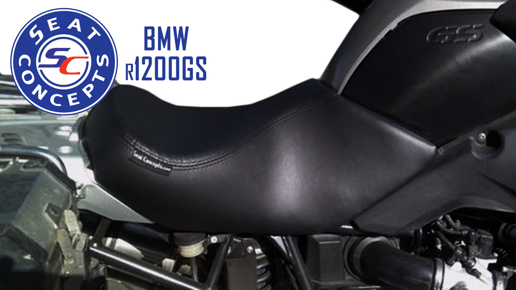 BMW (2005-09) R1200GS Oil Cooled - Seat Concepts
