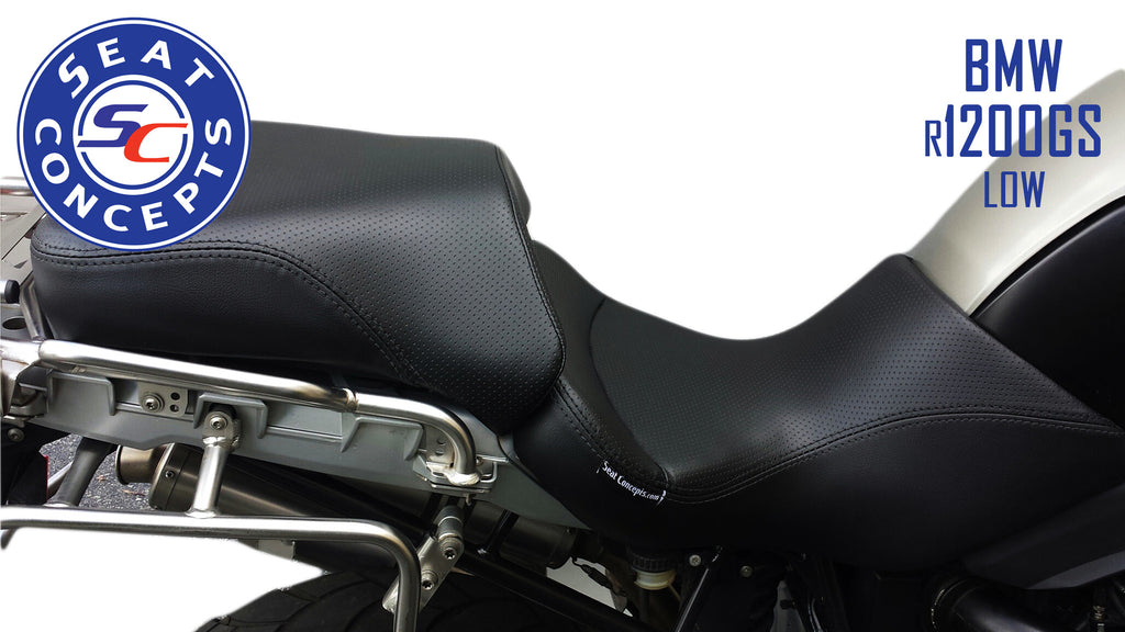 BMW (2005-13) R1200GS/Adv Oil Cooled *LOW* - Seat Concepts