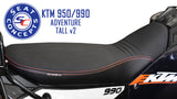 KTM (2004-15) 950/990 Adventure V2 *TALL Comfort* - Seat Concepts