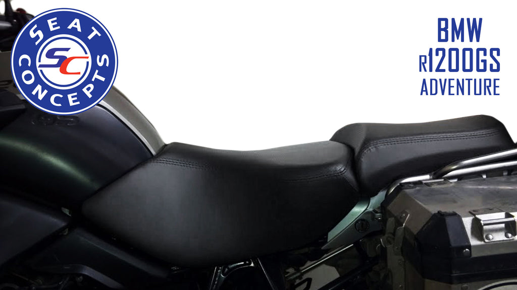BMW (2005-13) R1200GS/Adv Oil Cooled *TALL Comfort* - Seat Concepts