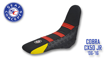 Cobra (06-20) CX50 JR *OEM* Super Grip - Seat Concepts