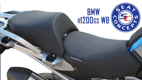 BMW (2013-19) R1200GS/GS Adventure *Comfort* - Seat Concepts