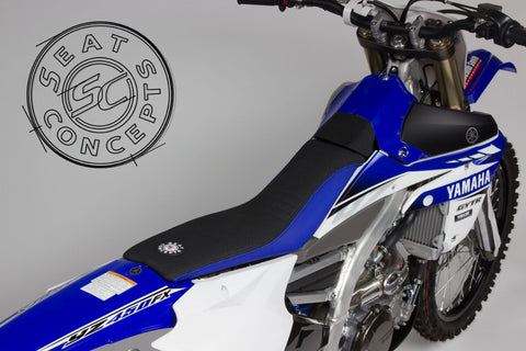 Yamaha (2014-17) YZ450F (2014-18) YZ250F/YZ450FX (2014-19) YZ250FX (2015-19) WR250F (2016-18) WR450F *LOW Comfort* - Seat Concepts