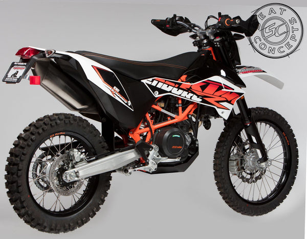 ktm 2012 18 690 smc enduro r seat concepts. Black Bedroom Furniture Sets. Home Design Ideas