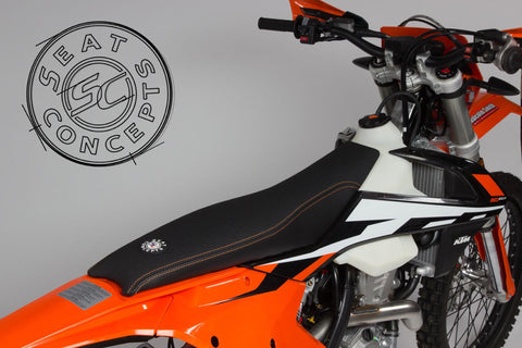 KTM (2016) SX/XCF (2017-19) XCW/EXC-F (2017-18) SX/SXF/XCF/XC *TALL* - Seat Concepts
