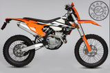 KTM (2016) SX/XCF (2017-19) XCW/EXC-F (2017-18) SX/SXF/XCF/XC *LOW Comfort* - Seat Concepts