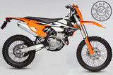 KTM (2016) SX/XCF (2017-19) XCW/EXC-F (2017-18) SX/SXF/XCF/XC *TALL Comfort* - Seat Concepts