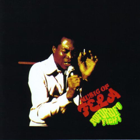 "Fela Kuti ""Roforofo Fight"" (1972) LP Vinyl"