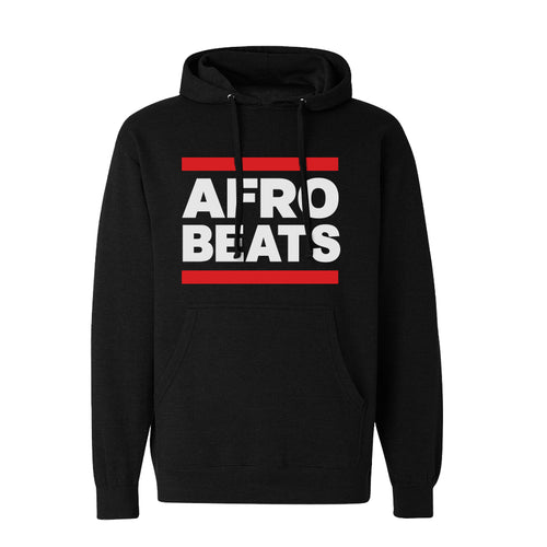 Afrobeats Hooded Sweatshirt