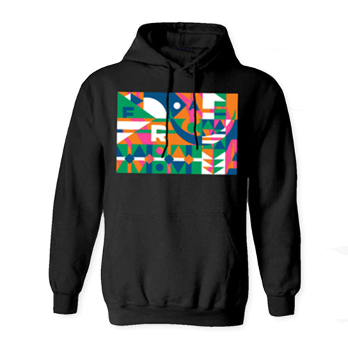 Okayafrica x Daniel Ting Chong Hooded Sweatshirt (Medium)