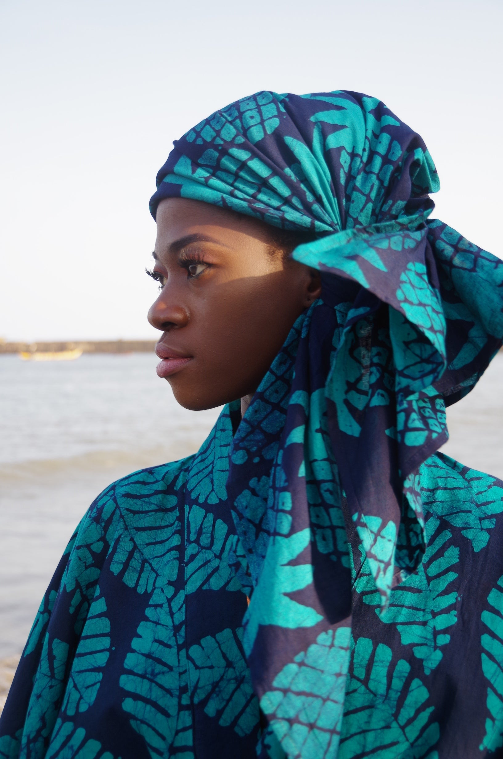 Headwrap - Studio 189 x Okay 100 Women