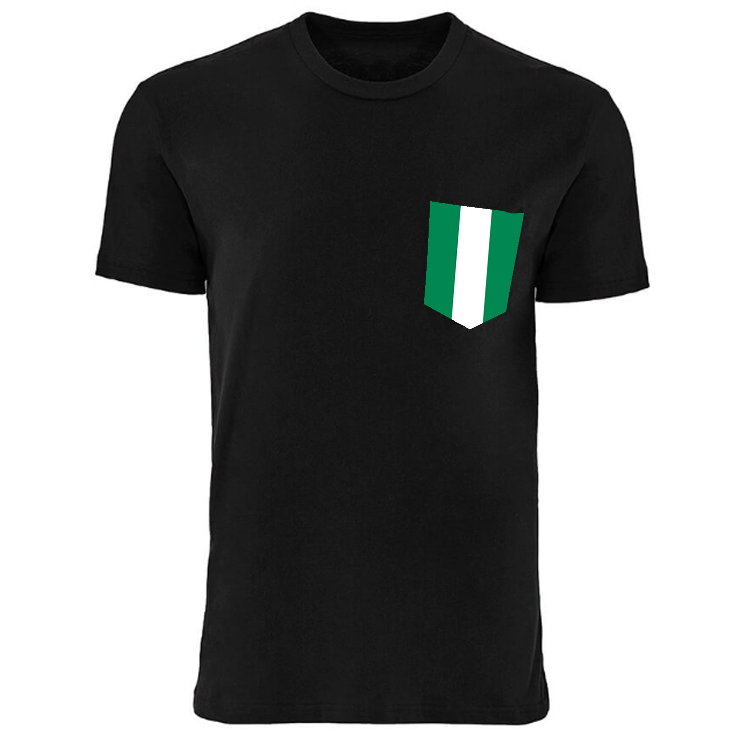 Nigeria Pocket Tee