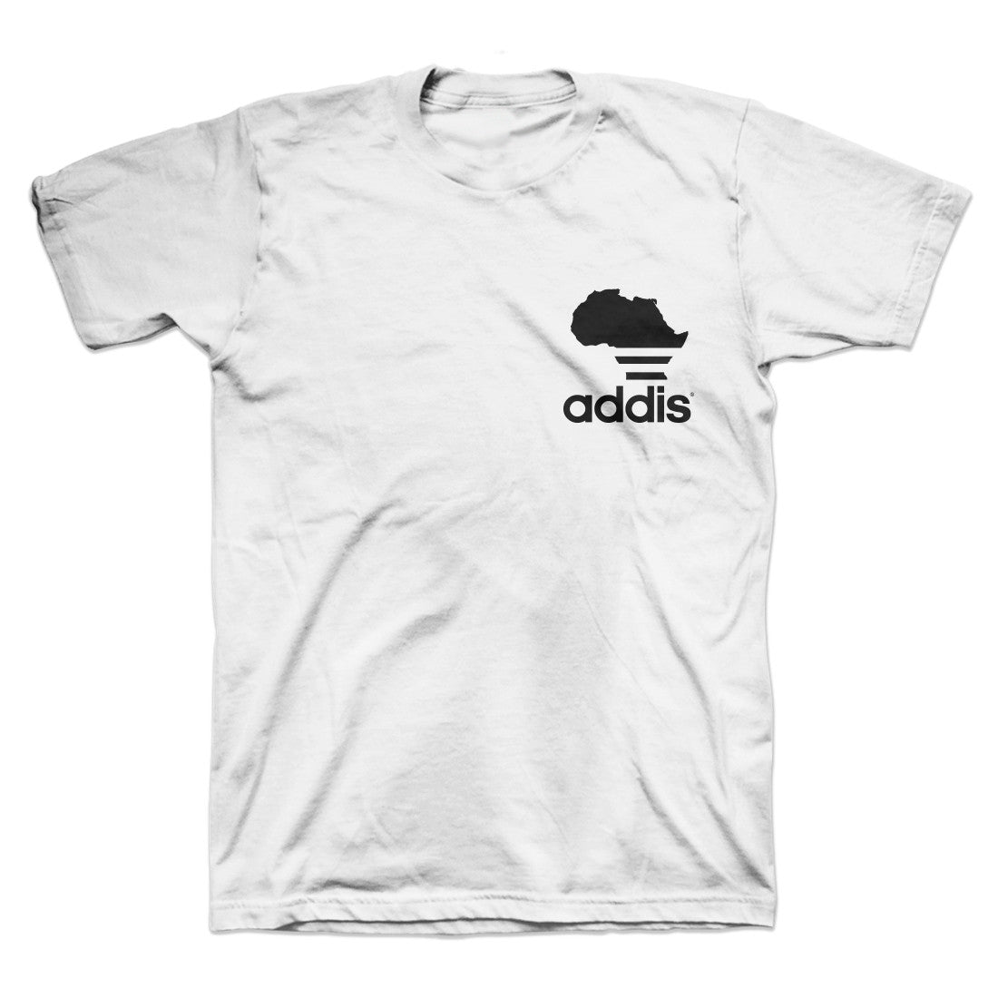 addis T-Shirt White