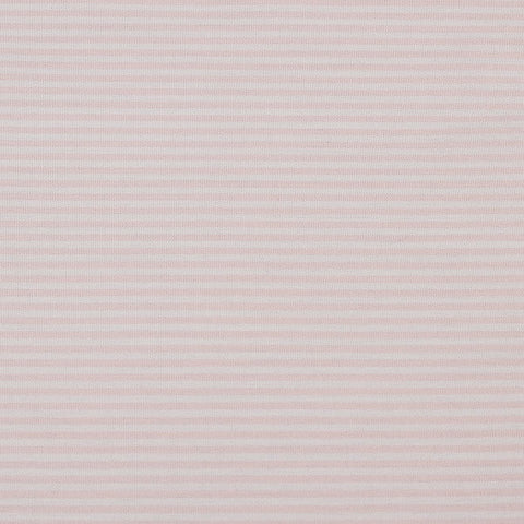 unembroidered fabric - pink stripe