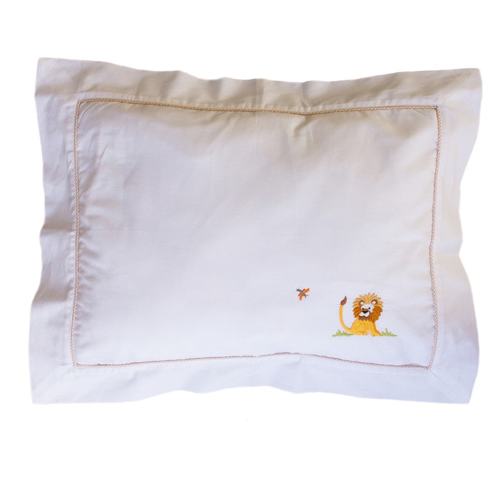 on safari boudoir pillowcase beige