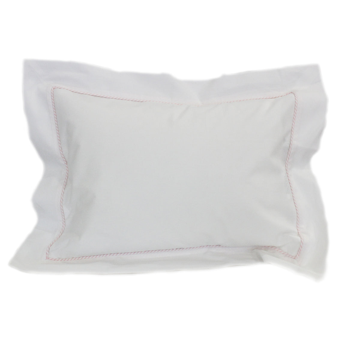 pink boudoir pillowcase