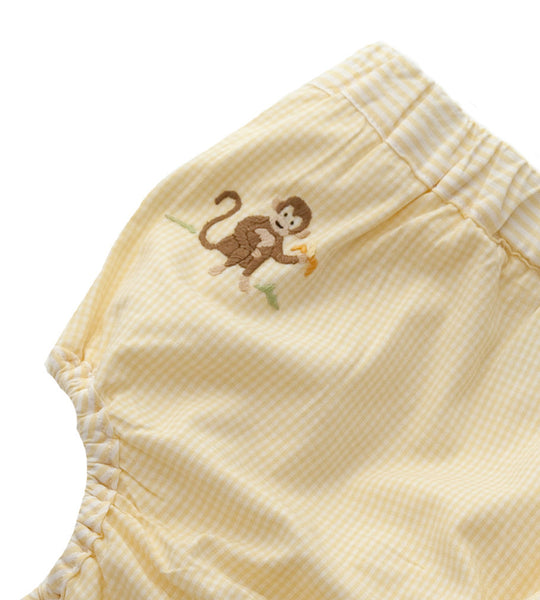 diaper cover - on safari