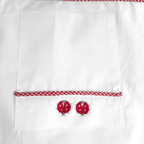 Gordonsbury ladybirds design