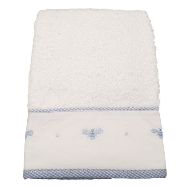 terry guest towel - baby bee