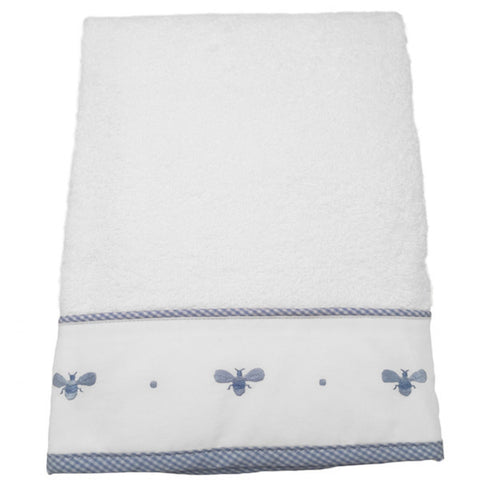 terry hand towel - baby bee