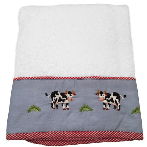terry hand towel - little barn