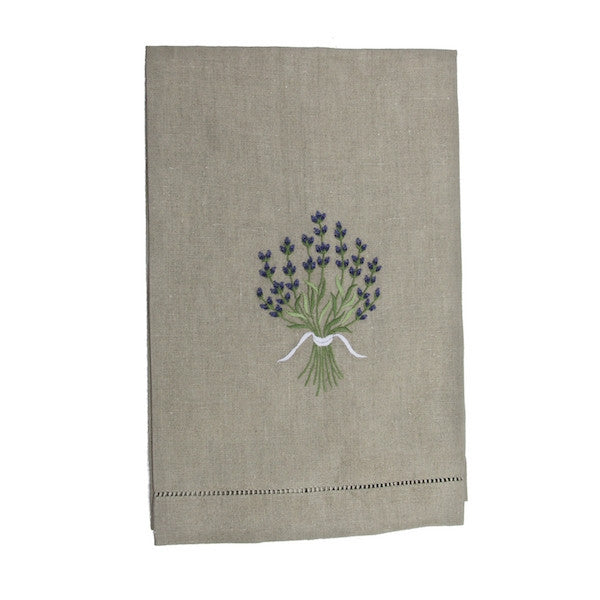 pure linen guest towels