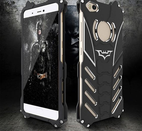 Batman Aluminium Phone Case Samsung Galaxy Note 5 | Note 7 | S6 | S6 edge | S6 edge PLUS | S7 | S7 Edge - Fitness Elephants