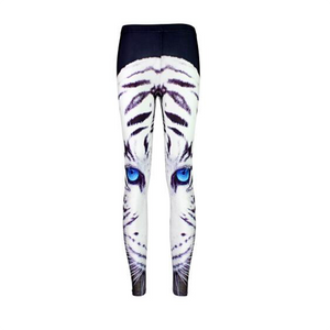 Tiger Print Legging - Fitness Elephants