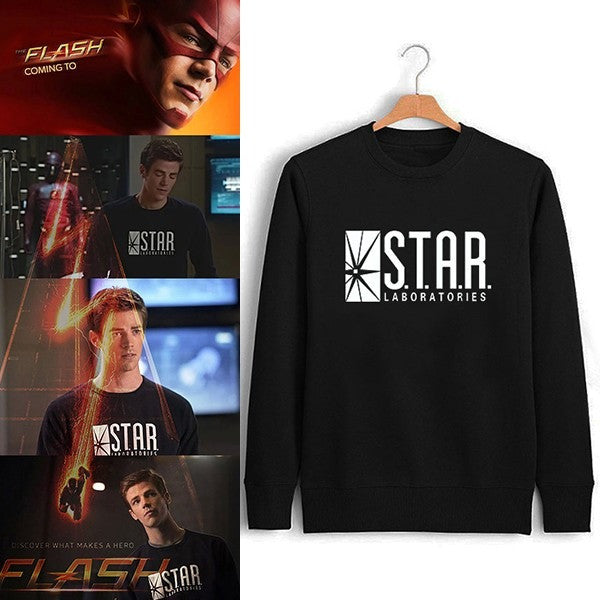 Star Labs Sweater - Fitness Elephants