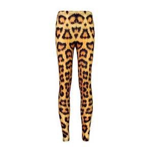 Leopard Print Legging - Fitness Elephants