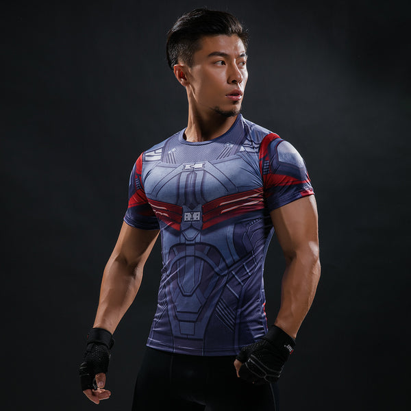 Falcon Compression Shirt - Fitness Elephants